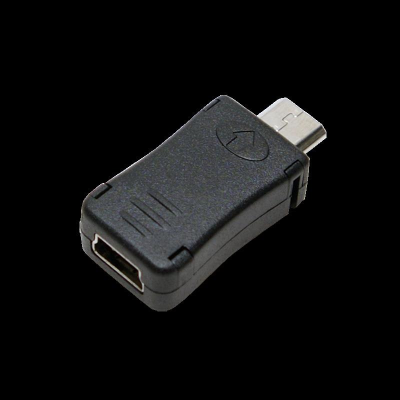 Pc Akme Au0010 Adapter Mini Usb Female To Micro Usb Male